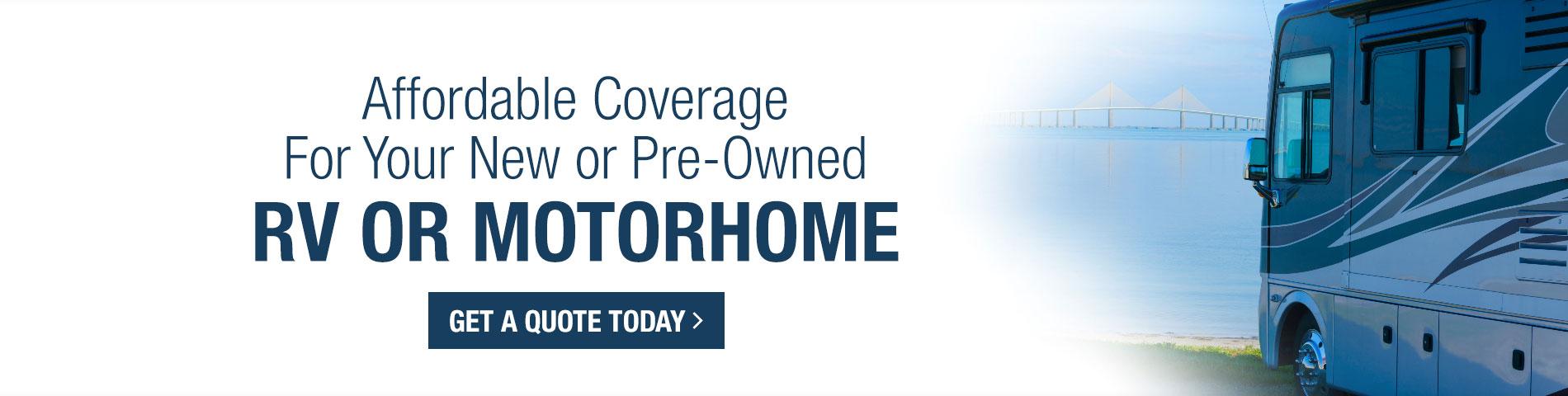 Rv Insurance Jacksonville Shapiro Insurance Group Florida
